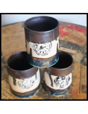 Petits pots céramique Les 3...