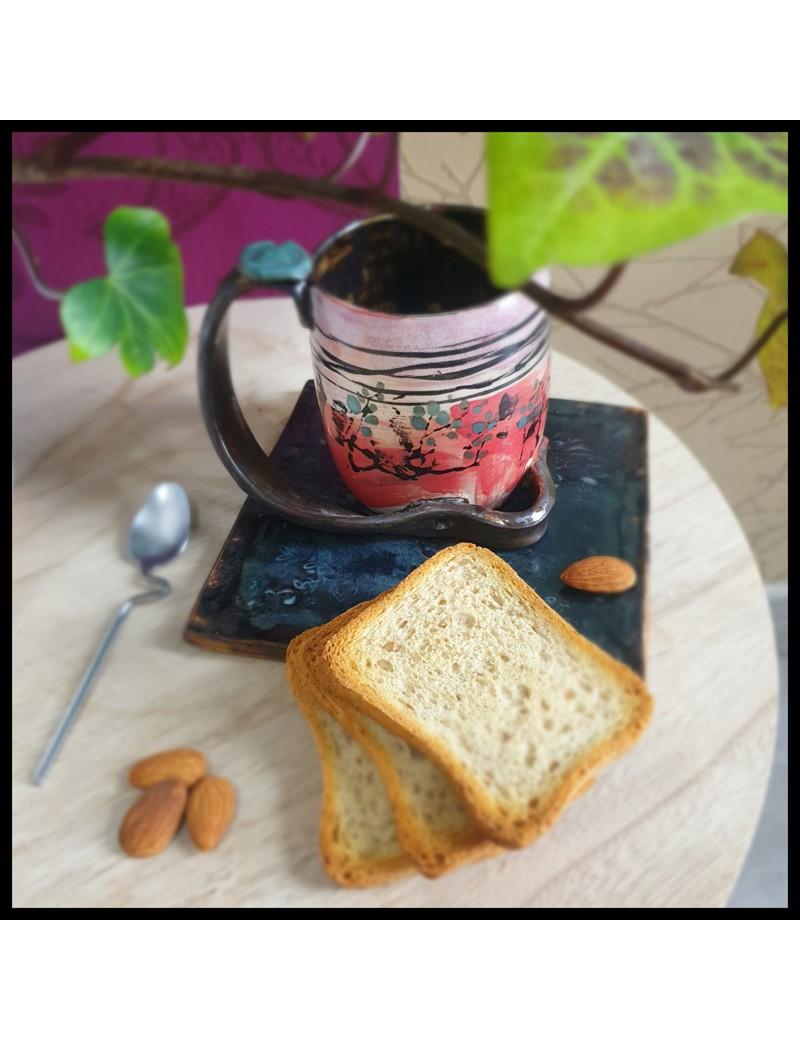 mug original et petite assiette
